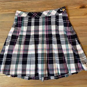 Brooks Brothers Plaid Skirt
